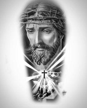 Komm Christus Christ Tattoo Ideas Christ