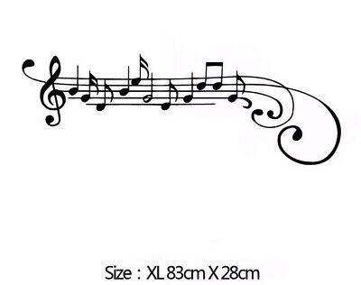 "NEW Love Written Arrow Black Wall Decal Sticker Decor Art Apx 24""x6"""