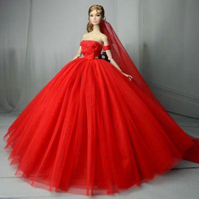 [+] Barbie Dresses For Girls