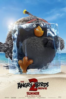 THE ANGRY BIRDS MOVIE 2 Trailers, TV Spots, Clips, Featurettes, Images and Posters