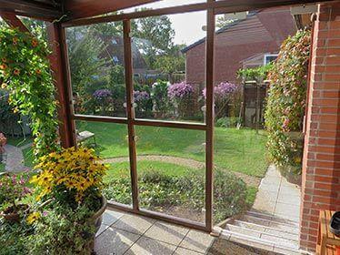 Acrylglas Terrassenfenster Selber Bauen Acrylglas Windschutz Terrasse Fenster Bauen