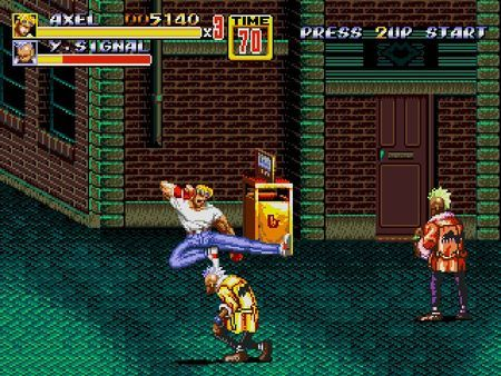 Streets Of Rage 2 On Steam Classic Video Games Pixel Art Games Rage