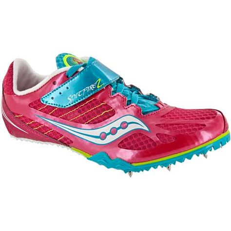 0490ba76a393 Click Image Above To Purchase  Saucony Spitfire 2 Spike  Saucony Women s  Running Shoes