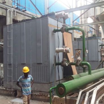 Cooling Towers Heat Transfer Equipments Pvt Ltd Cooling Tower