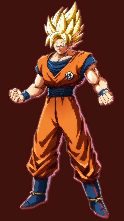 Goku Super Saiyayin Goku Super Dragon Ball Dragon Ball Z