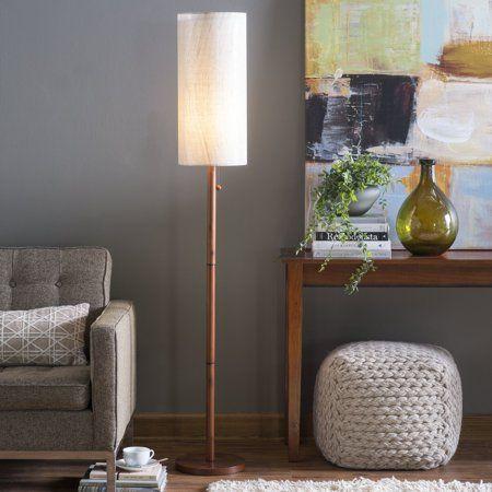 Hamptons Floor Lamp Walmart Com Floor Lamp Arc Floor Lamps Floor Lamps Living Room Living room floor lamps walmart