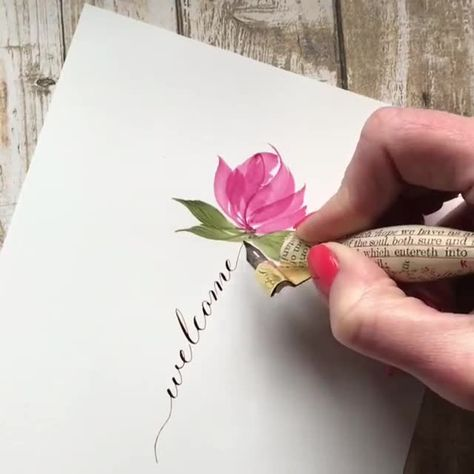 """""""-on watercolor... The only virtue to it is to put down an idea about what you feel at the moment.""""  - Andrew Wyeth  By @jensweeney4 💫  Release your creativity with a BONUS eBook Library by buying NIL Tech Pencil Set, just click ➡️THE LINK IN BIO.  When was the last time you got flowers as a present? 😁💐  Follow us on: 👉FB /NiLTechClub 👉IG @love_to_draw_nil  ✔️For More Great works ✔️Chance to get featured  #art #love #drawing #draw #picture #artist #pen #pencil #niltech #flower #watercolor"""