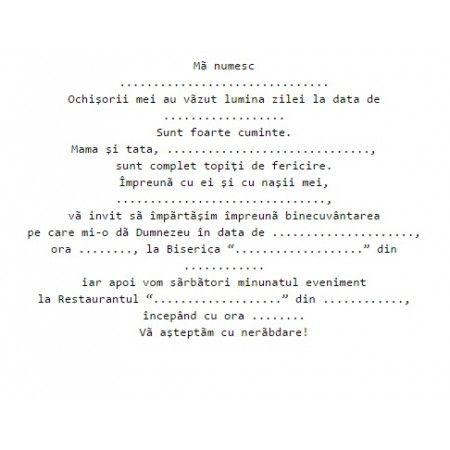 List Of Pinterest Invitatii Botez Text Pictures Pinterest