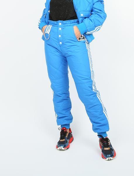 adidas Originals x Olivia OBlanc Quilted Track Pants
