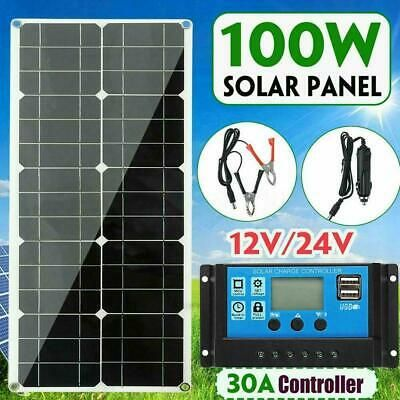Suaoki 50w 18v 12v Solar Panel Charger Sunpower Cell Ultra Thin Flexible With Mc4 Connector Charging For Rv Boat Solar Panel Charger Solar Charger
