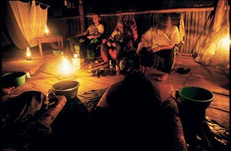 dieta para ceremonia ayahuasca