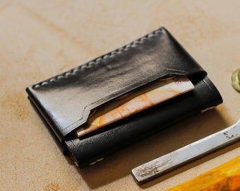 Business Card Case Leather Card Holder Credit Card Holder Etsy Card Holder Leather Business Card Case Leather Business Card Case