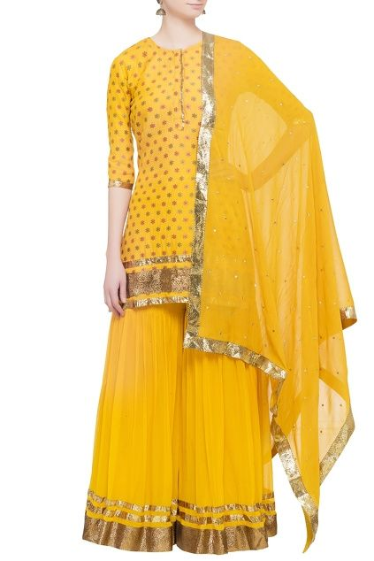 Image result for mustard gold brocade gown