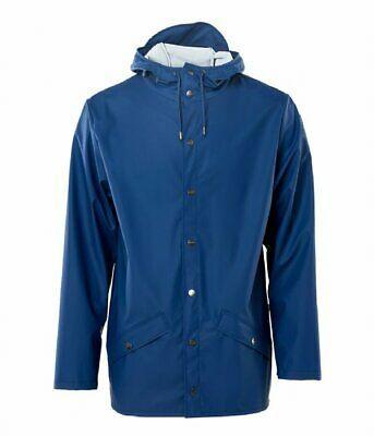 Rains Unisex 1201 Jacket Relaxed Yellow Size S//M