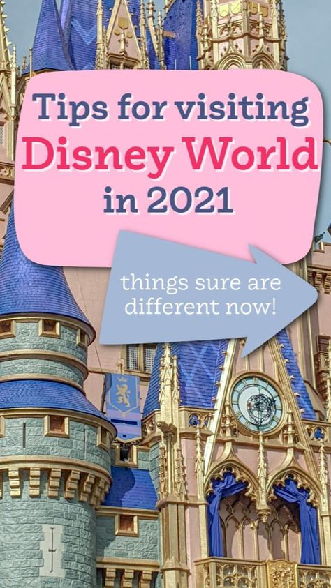 7 Disney Vacation Planning Tips You NEED for 2021