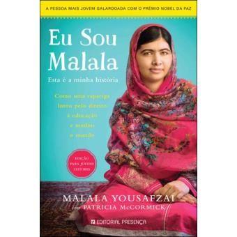 Eu Sou Malala Em 2020 Com Imagens Mudar O Mundo Educacao
