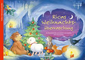 En Adventskalender Zum Vorlesen Und Gestalten Eines Fensterbildes Fur Kinder Kindergarten Kita In 2020 Adventkalender Adventskalender Kinder Adventskalender