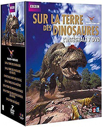 Sur La Terre Des Dinosaures (film) : terre, dinosaures, (film), TERRE, DINOSAURES, INTEGRALE, COFFRET, Terre, Dinosaures,, Dinosaure, Film,
