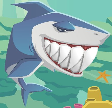These are all of the ocean animals available in Animal Jam. Dolphin Octopus Penguin (Can be used on land and ocean) Seal (Can be used on land and ocean) Sea Turtle Shark
