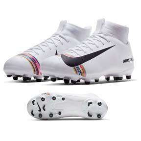 rosado espada Desgracia  Nike Youth CR7 Superfly 6 Academy MG Soccer Shoes (Platinum) @  SoccerEvolution: https://www.soccerevolution.c… | Nike soccer shoes, Soccer  shoes, Soccer cleats nike