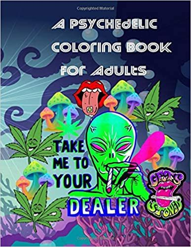 Pin On Stoners Coloring Book Get High And Color