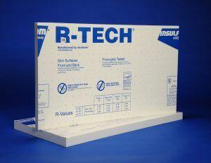 R Tech Residential Insulation Insulfoam Residential Insulation Foam Panels Rigid Insulation