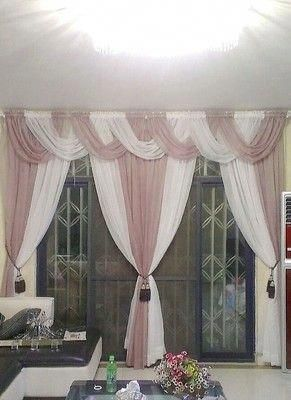 Home Decor Ideas For Small Homes In Pakistan Curtains Valance Window Treatments Curtain Valance