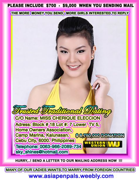 beste Dating Sites i Cebu
