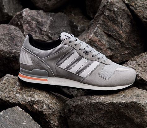 adidas Originals ZX 700 Ice Grey Aluminium Running