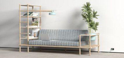 68 Best Ideas Home Furniture Sofa Spaces Furniture Space Saving Furniture Home Furniture
