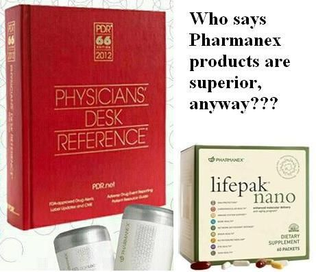 Only Supplement In The Physicians Desk Reference Guild Nu Skin