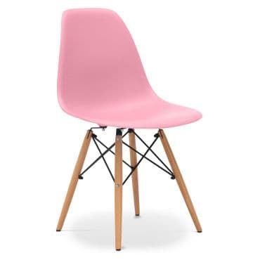 Chaise Dsw Charles Eames Rose Charles Eames Eames Chaise Dsw