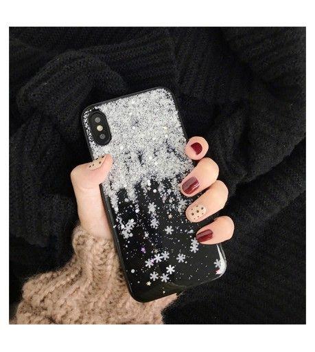 Iphone Xs Max Case Etui Brokat Sniezynki Obudowa 7819807049 Oficjalne Archiwum Allegro Iphone Electronic Products Phone Cases