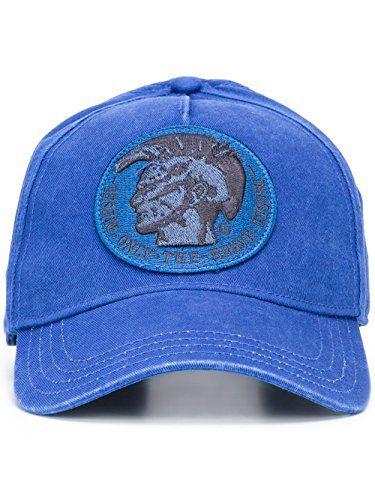 Diesel Unisex Cindians Cap Hat Blue Size 02 Lxl Adjustable Read More At The Image Link This Is An Affiliate Link Hats Diesel Watch Diesel Men