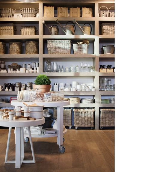 Awesome Store Display Idea Stylish Kitchen Pantry Plans