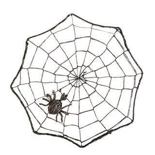 Consumer Crafts Review >> Spider Web With Spiders Black 8 5 Inches All About