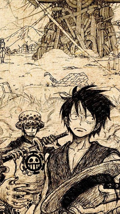 pin by corazon san on ワンピース one piece wallpaper iphone iphone background wallpaper