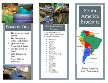 peru travel brochures