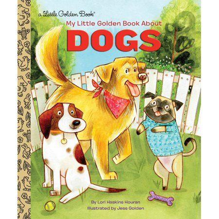 Books Dog Books Little Golden Books Puppy Facts