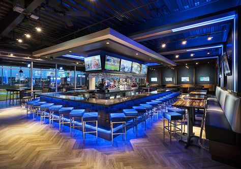 From grand opening party videos to 360 degree virtual tours of each facility, Topgolf's media section lets you experience the fun before arriving.