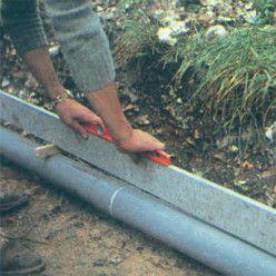 Evacuation Des Eaux De Pluie En 2020 Eau Fibre Ciment Et Plomberie Sanitaire