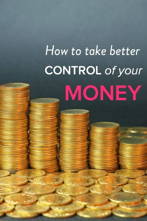 How to Take Great Control of Your Money - so you can TRAVEL more!