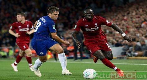 Supercoupe UEFA - Chelsea vs Liverpool: voici les compos probables