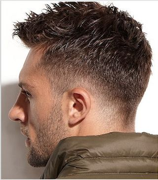 Men's Hairstyles and Beard Models