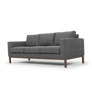 Marvelous Modern Contemporary Sofas And Couches Allmodern Living Squirreltailoven Fun Painted Chair Ideas Images Squirreltailovenorg
