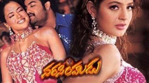 hindi dubbed movies of ntr jr. - The Power of Narasimha poster