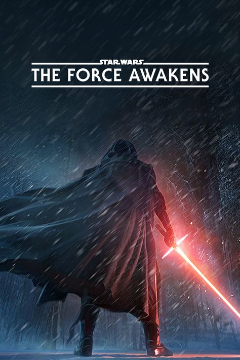 Star Wars: The Force Awakens (2015) Poster | TPDb