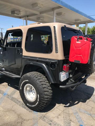 This 2006 Jeep Wrangler Is Listed On Carsforsale Com For 15 995