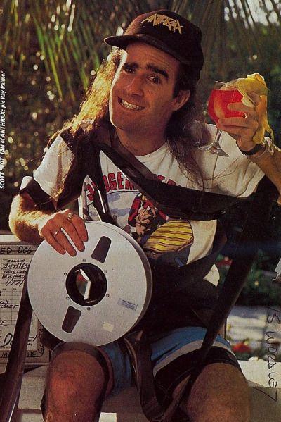 Scott Ian 1984