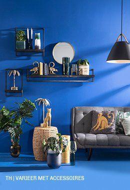 Wanddecoratie Inspiratie Decoraties Thuisdecoratie Lente Interieur